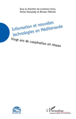 Couverture Information et nouvelles technologies en Méditerranée
