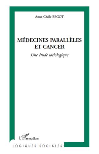 Couverture Médecines parallèles et cancer