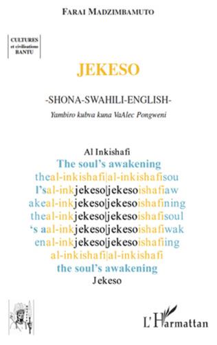Couverture Jekeso