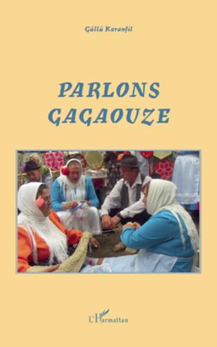 Couverture Parlons Gagaouze