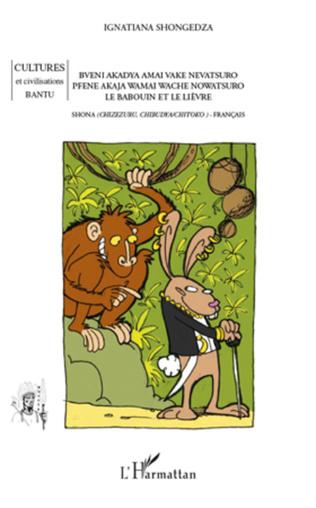 Couverture Le babouin et le lièvre