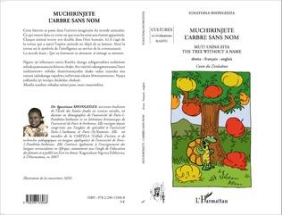 Couverture Muchirinjete l'arbre sans nom. Conte du Zimbabwe