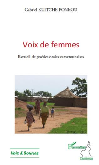 Couverture Voix de femmes