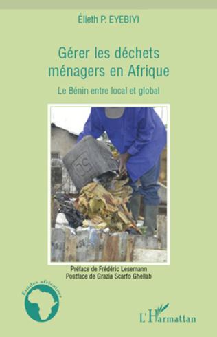 Couverture Gérer les déchets ménagers en Afrique