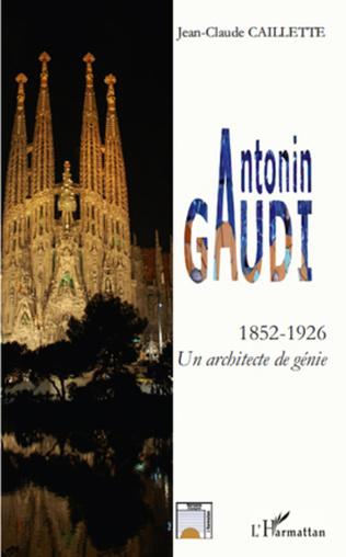 Couverture Antonin GAUDI