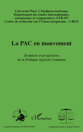 Couverture La PAC en mouvement