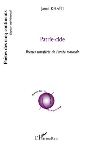 Couverture Patrie-cide