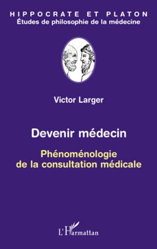 Couverture Devenir médecin