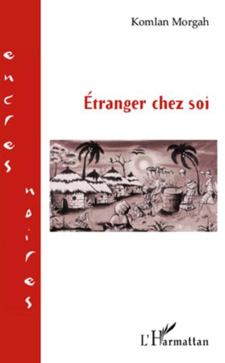 Couverture ETRANGER CHEZ SOI