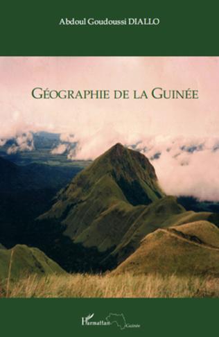 Couverture Géographie de la Guinée