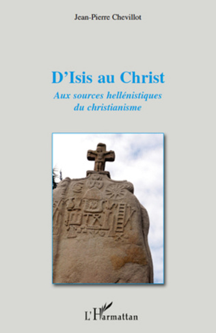 Couverture D'Isis au Christ