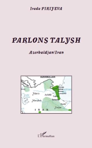 Couverture Parlons talysh