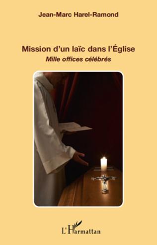 Couverture Mission d'un laïc dans l'Eglise