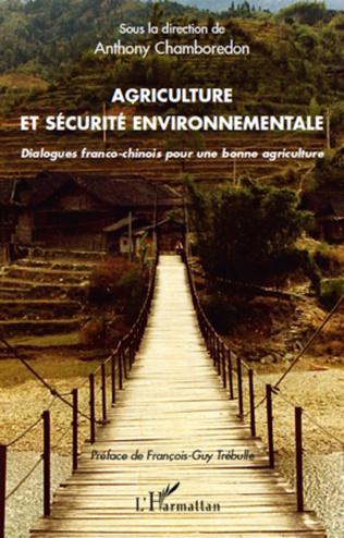 Couverture Agriculture et sécurité environnementale : vaste programme…