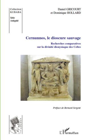 Couverture Cernunnos, le dioscure sauvage