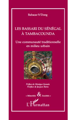 Couverture Les Bassari du Sénégal à Tambacounda