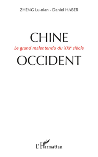 Couverture Chine-Occident