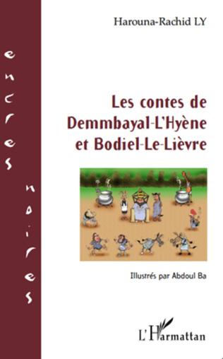 Couverture Les contes de Demmbayal-L'Hyène et Bodiel-Le-Lièvre