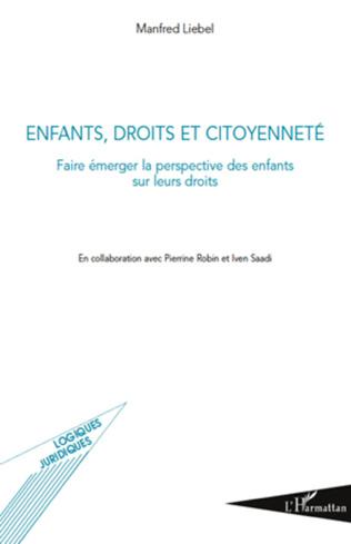 Couverture Enfants, droits et citoyenneté