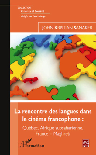 Couverture La rencontre des langues dans le cinéma francophone :