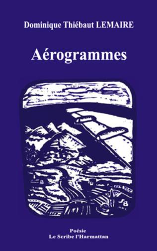 Couverture Aérogrammes