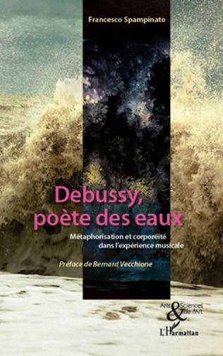 Couverture Debussy, poète des eaux