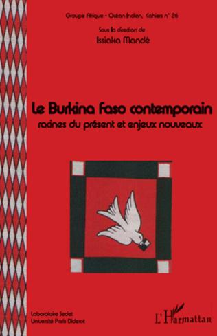 Couverture Le Burkina Faso contemporain