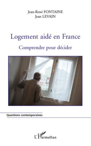 Couverture Logement aidé en France