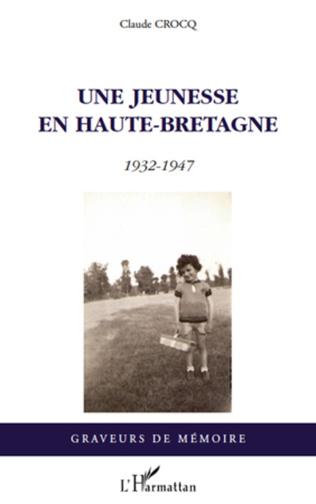 Couverture Une jeunesse en Haute-Bretagne