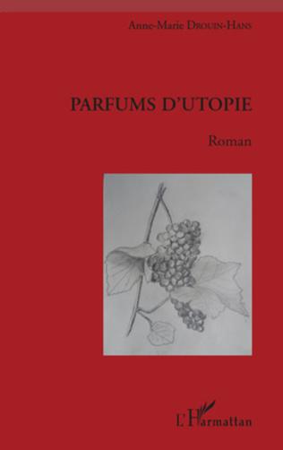 Couverture Parfums d'utopie