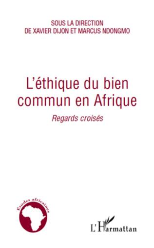 Couverture L'éthique du bien commun en Afrique