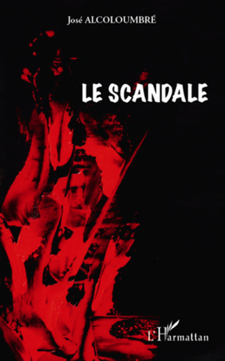 Couverture Le scandale