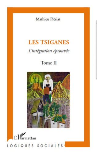 Couverture Les Tsiganes (Tome II)