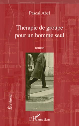 Couverture Thérapie de groupe pour un homme seul