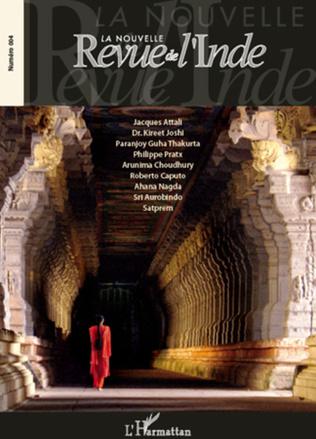 Couverture La nouvelle revue de l'Inde N° 4