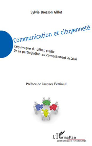 Couverture Communication et citoyenneté