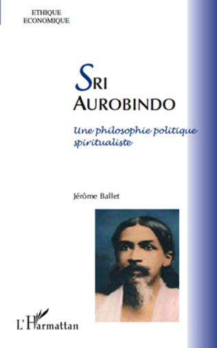 Couverture Sri Aurobindo