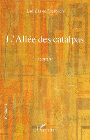 Couverture L'Allée des catalpas