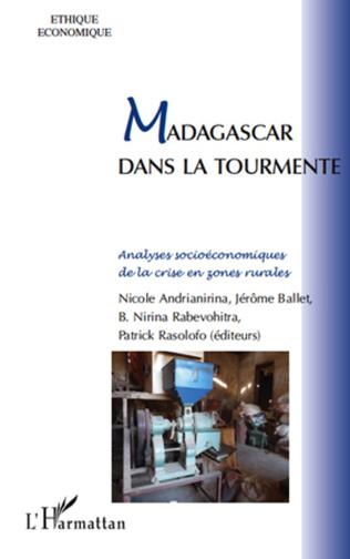 Couverture Madagascar dans la tourmente