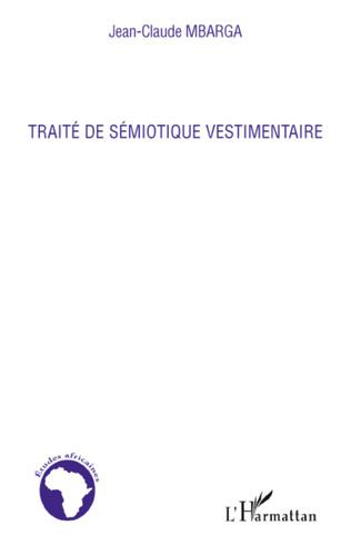 Couverture Traité de sémiotique vestimentaire