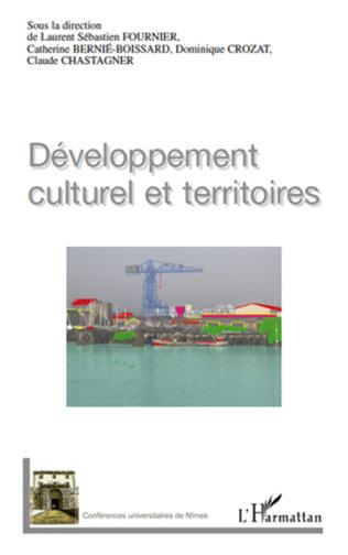 Couverture Développement culturel et territoires