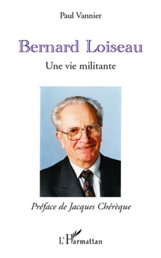 Couverture Bernard Loiseau