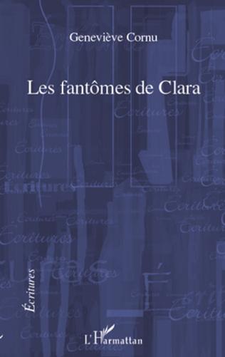 Couverture Les fantômes de Clara
