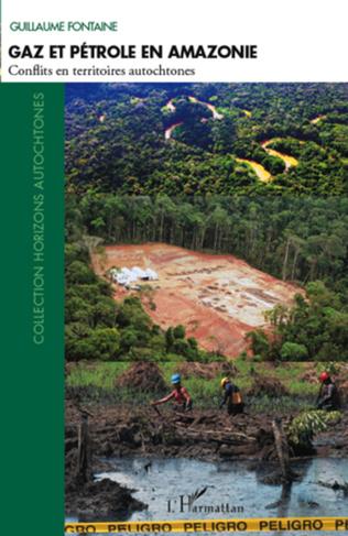 Couverture Gaz et pétrole en Amazonie