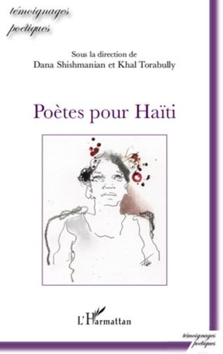 Couverture Poètes pour Haïti