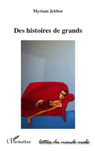 Couverture HISTOIRES DE GRANDS