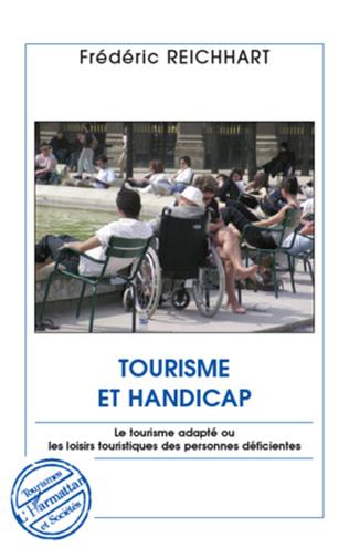 Couverture Tourisme et handicap