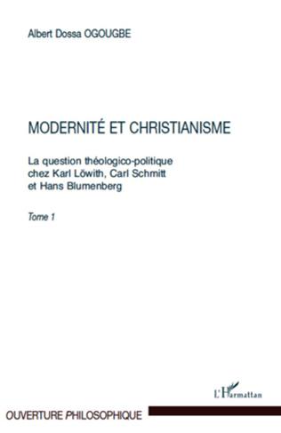 Couverture Modernité et christianisme