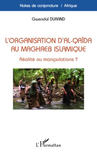 Couverture L'organisation d'Al-Qaïda au Maghreb Islamique