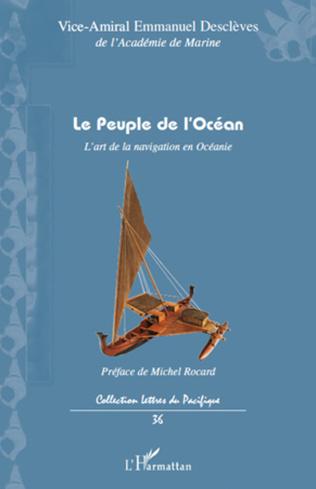 Couverture Le peuple de l'Océan